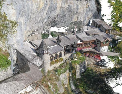 St. Beatus-Höhlen, Sundlauenen